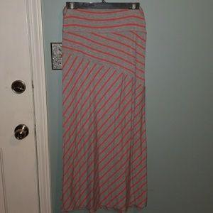 New Faded Glory Maxi Skirt